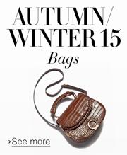 Autumn/Winter 15: Bags