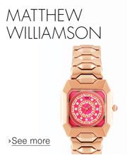 Matthew Williamson Watches