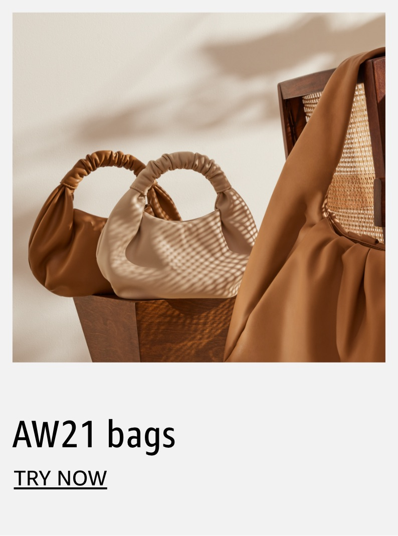 AW21 bags