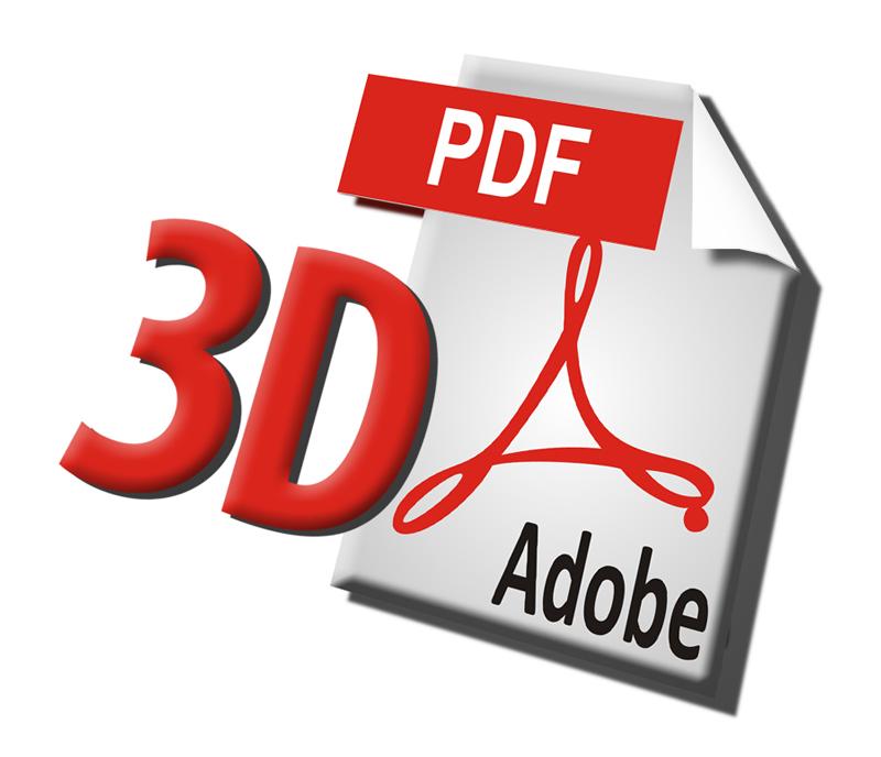 Google Sketchup .skp to 3DPDF conversion | EagleSoft Labs