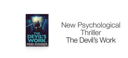 Kindle Exclusive - New Psychological Thriller