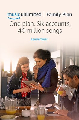 Amazon.co.uk: Amazon Music Unlimited for Family
