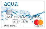 The aqua Advance credit card