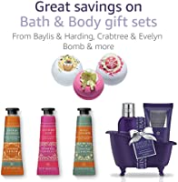 55% off bath & body gift sets including Crabtree & Evelyn