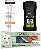 20% off innovative Skin Care and Bath from Lynx, L'Oreal, Neutrogena and more