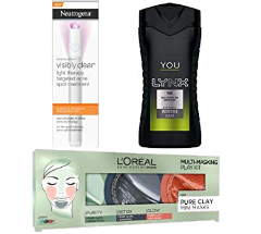Amzn Deals - UK: Exfoliating & Cleansing Masks | Best Amazon