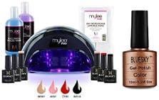 25% off BlueSky UV/GEL Nail Polishes and Mylee LED Lamp Kit