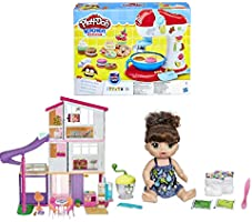 Up to 50% off Play-doh, Barbie Dreamhouse, Baby Alive and more