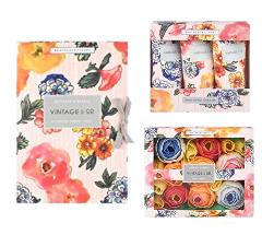 15% off Vintage & Co Patterns and Petals range
