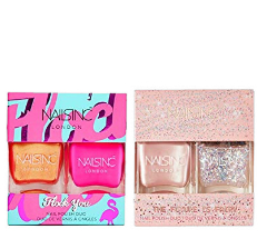 Save on Nails Inc Nail Polish Duo, The Future is Fairy and more