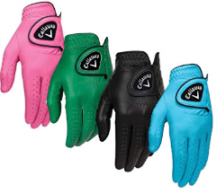 Callaway Opti-Colour Leather Golf Glove