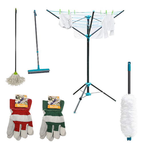 Save on JVL gardening and cleaning products