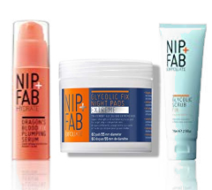 Up to 60% off Nip and Fab Skincare Best sellers