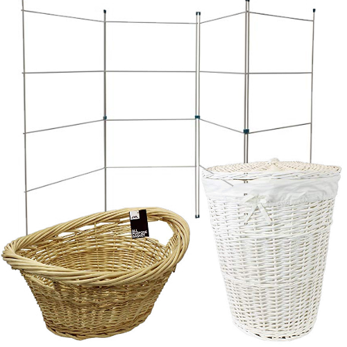 Save on JVL airers and laundry baskets