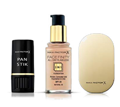 Up to 20% off Max Factor Foundation