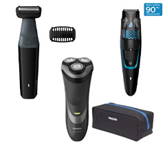 Philips Shaving and Grooming Items