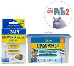 Save on API FRESHWATER MASTER TEST KIT 800-Test Freshwater Aquarium Water Master Test Kit and more