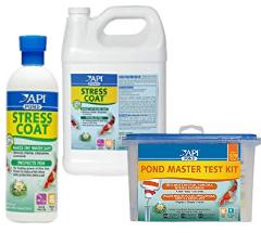 Save on API POND MASTER TEST KIT Pond Water Test Kit 500-Test and more