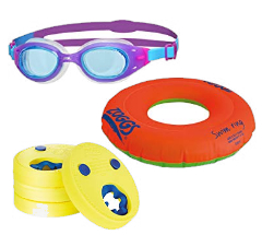 Up to 20% off selected Zoggs goggles, pool toys and more