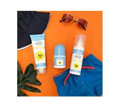 Save up to 40% on Childs Farm Sun Care