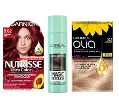 25% off Hair Colorants, Magic ReTouch, Nutrisse, Olia And More from Amazon