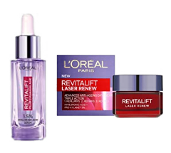 45% off L'Oreal Paris Revitalift Skin Care