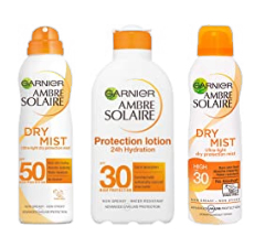 Up to 58% off Ambre Solaire Sun Care