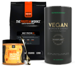 Up to 63% off The Protein Works range