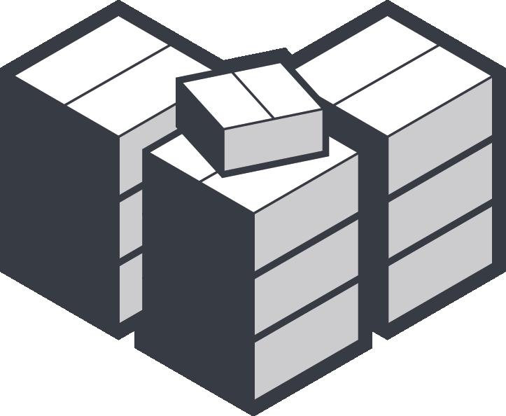 Distributionsnetz und Lieferung