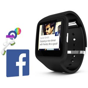 how to keep sony smartwatch 3 screen on longer