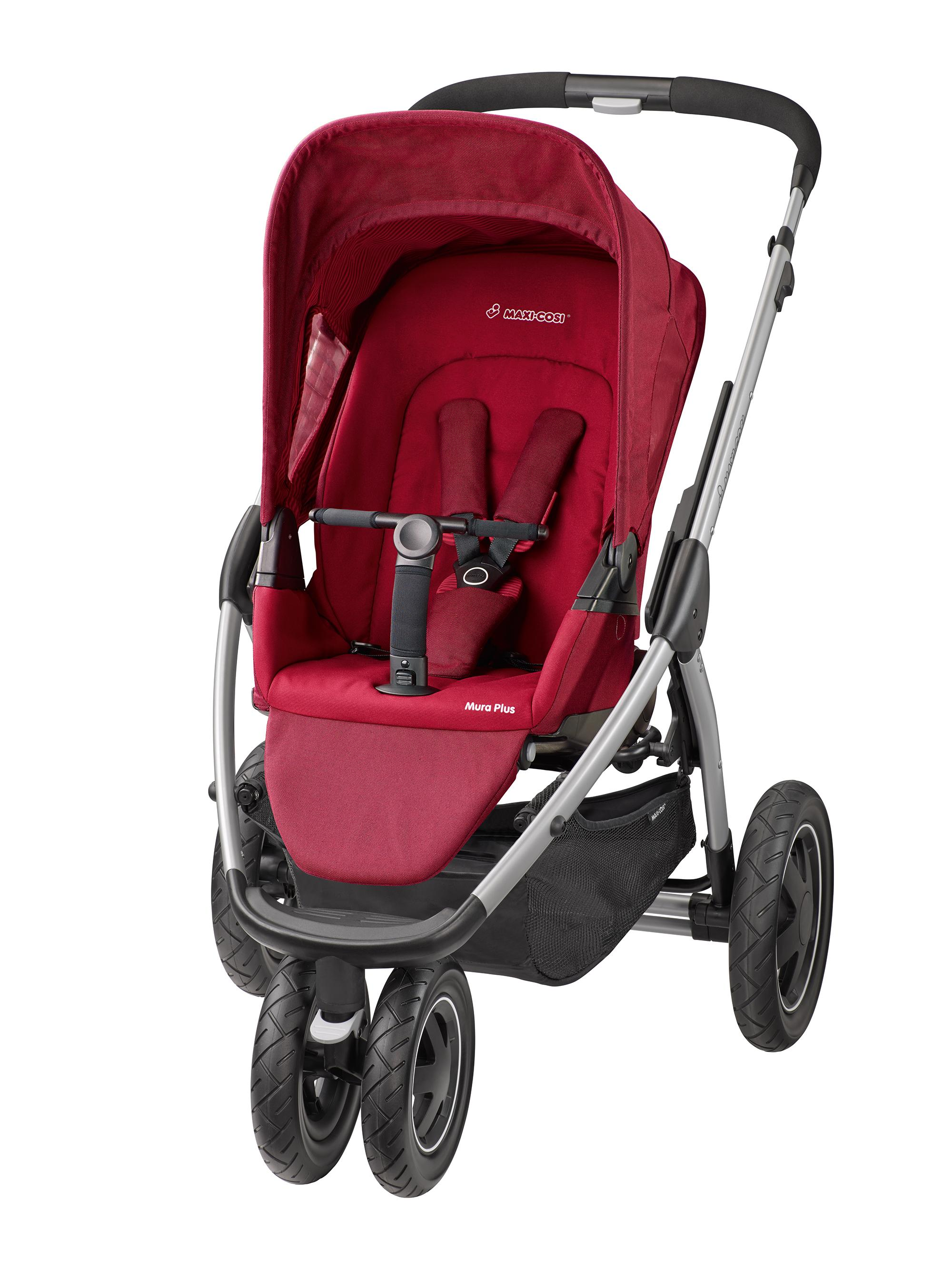 maxi cosi mura plus pushchair robin red baby. Black Bedroom Furniture Sets. Home Design Ideas
