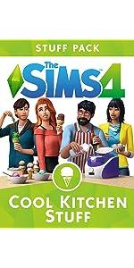 Cool Kitchen Stuff, Sims 4