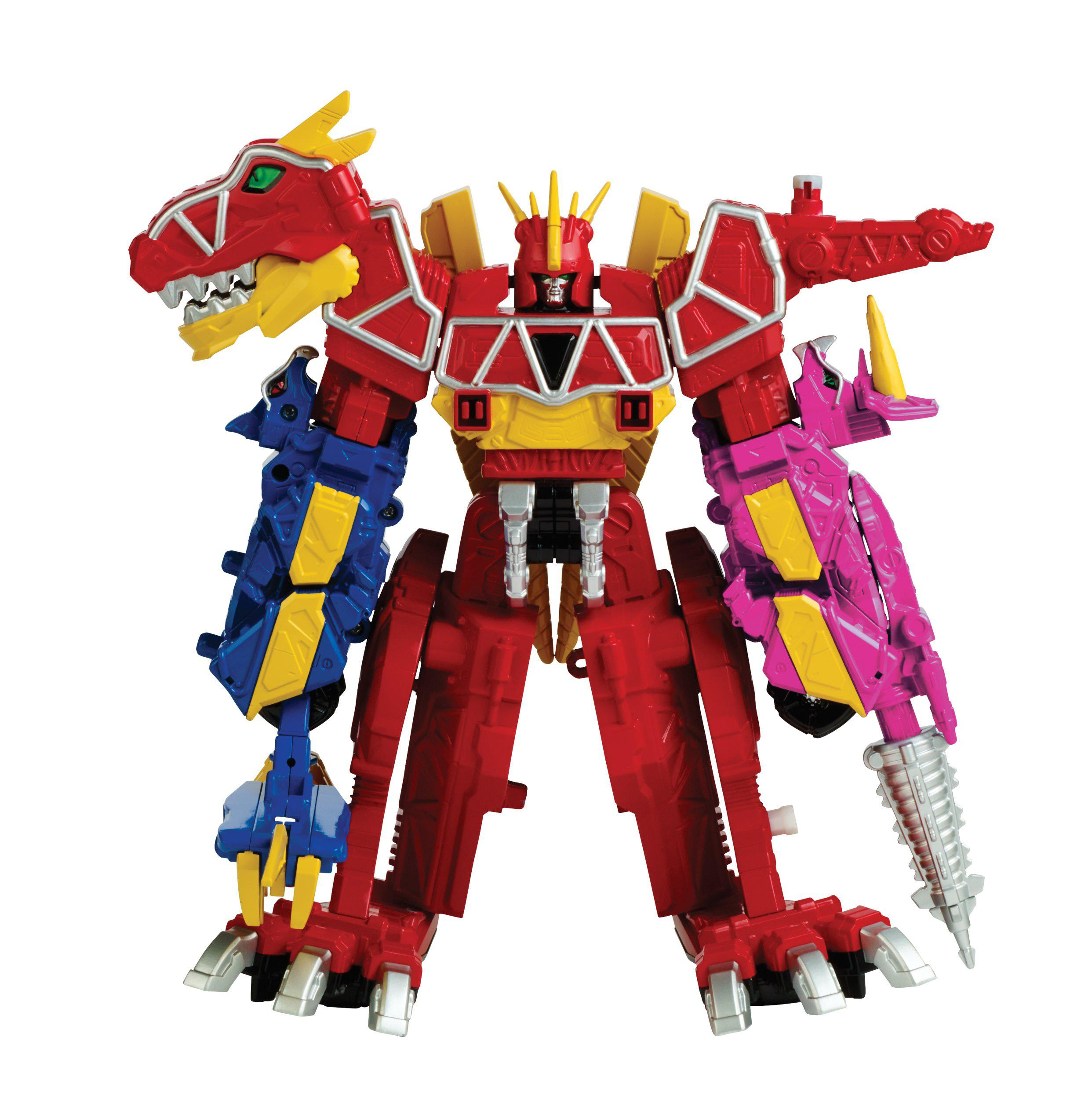 power rangers dino charge deluxe megazord. Black Bedroom Furniture Sets. Home Design Ideas