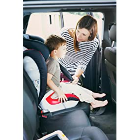 Britax, KIDFIX SL, high-backed booster, soft latch, isofix, booster