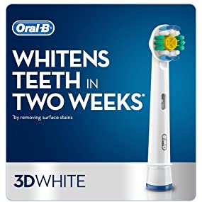 Braun Oral-B 3d White Electric Toothbrush Replacement Heads