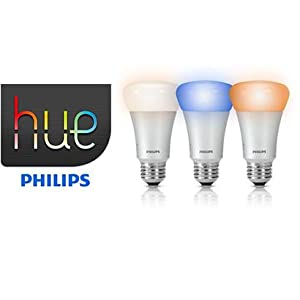 Control Philips Hue lights