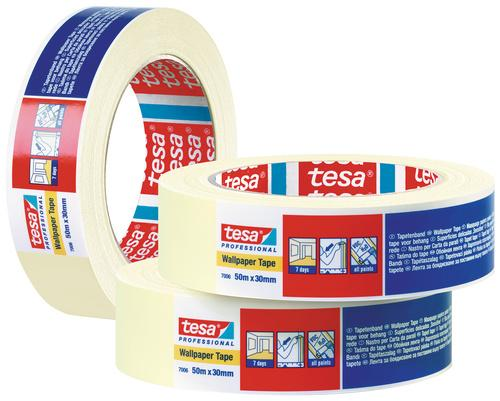 Tesa General DIY Painting Decorating Indoor Out Crepped 25 50 Masking Tape