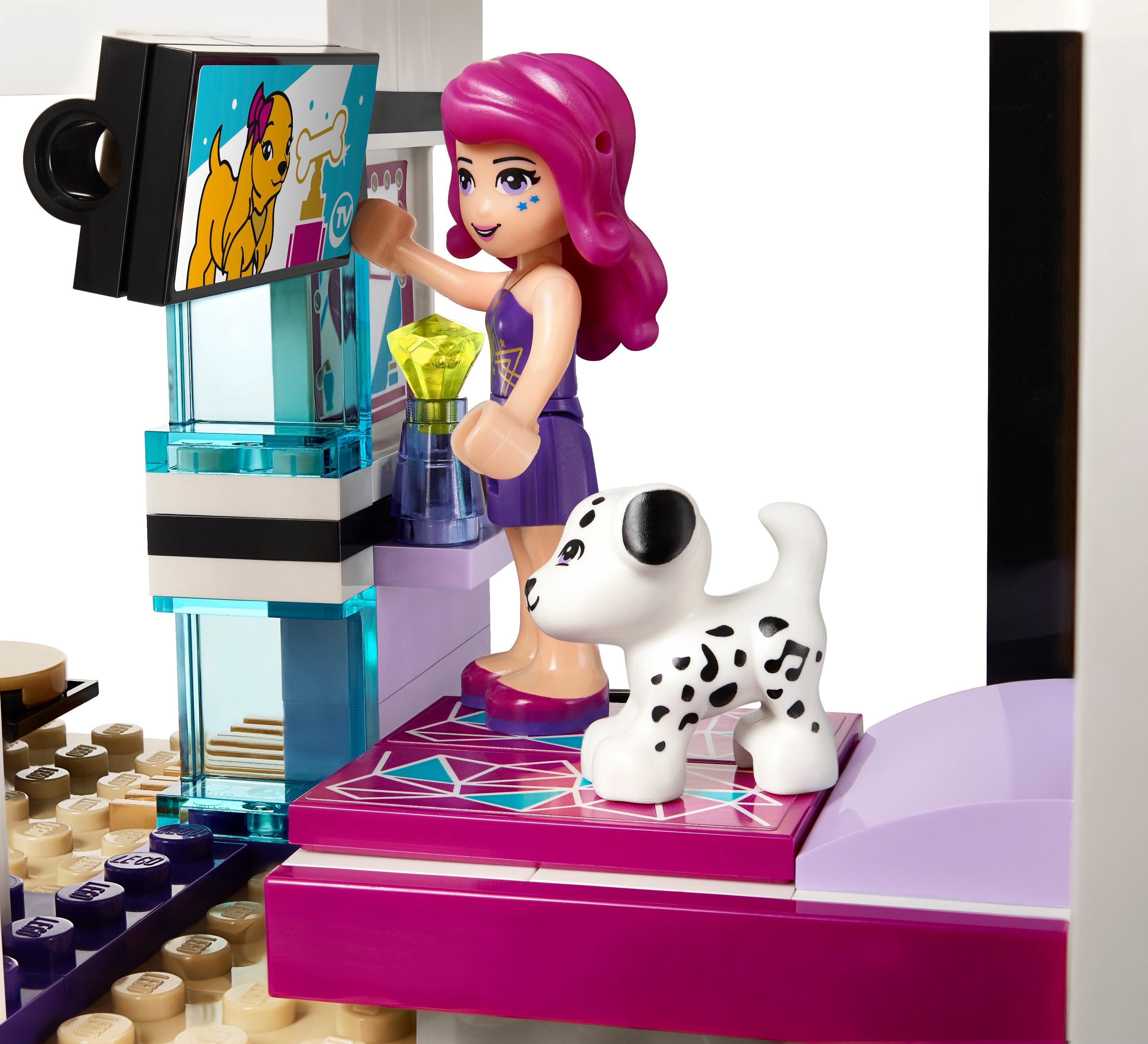 Lego 41135 friends livi 39 s pop star house multi coloured - Lego friends casa de livi ...