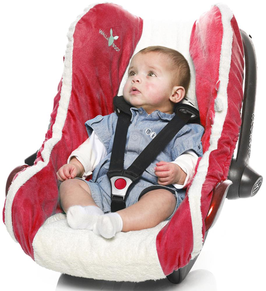 how to clean a baby car seat cover