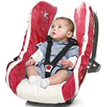 Wallaboo Cover Car Seat Cover for Baby Car Seat Group 0