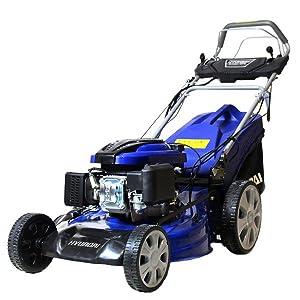 Petrol lawnmower, rotary lawn mower, hyundai mower