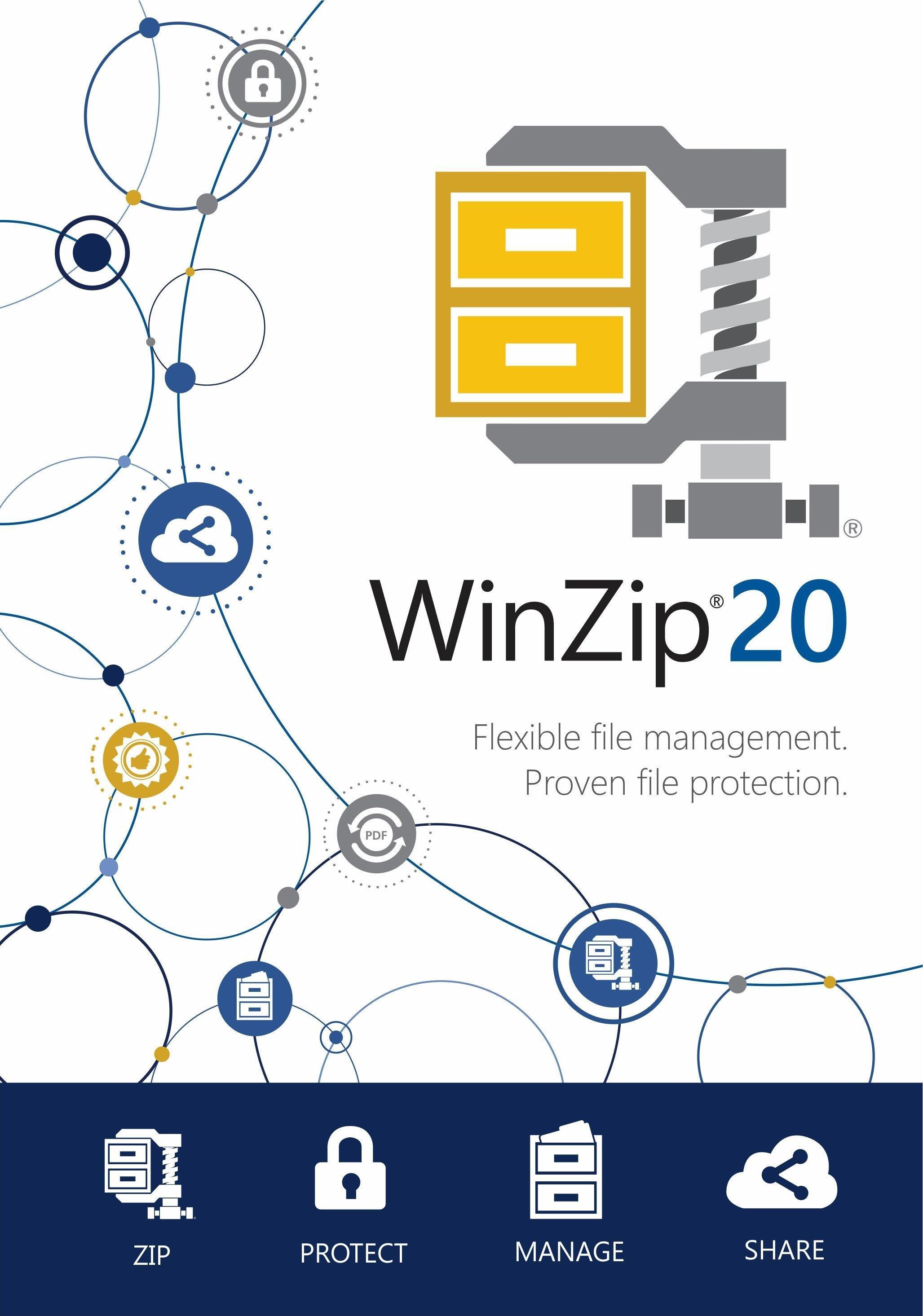 Winzip 20 (PC)