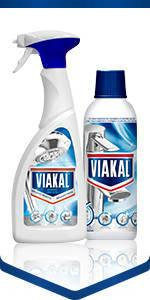 Viakal Limescale Remover Spray 500 Ml Pack Of 5 Amazon