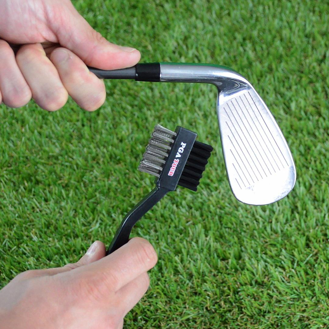 Golf Course Shoe Cleaner