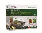 Premium Medium Unheated Propagator 38 x 24 x 21.5cm Hydroponics Indoor Grow