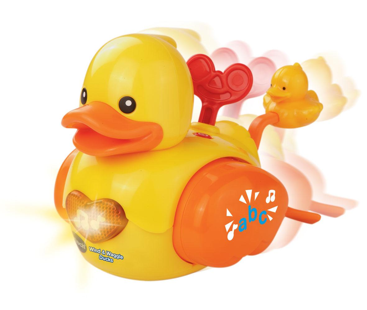 VTech Baby Bath Toy Wind and Waggle Ducks: Amazon.co.uk: Toys & Games