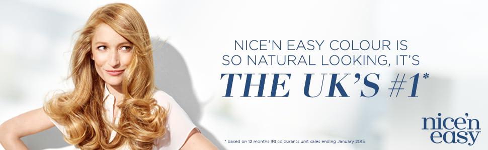 Clairol Nice N Easy Permanent Hair Dye 109a 5wr Natural