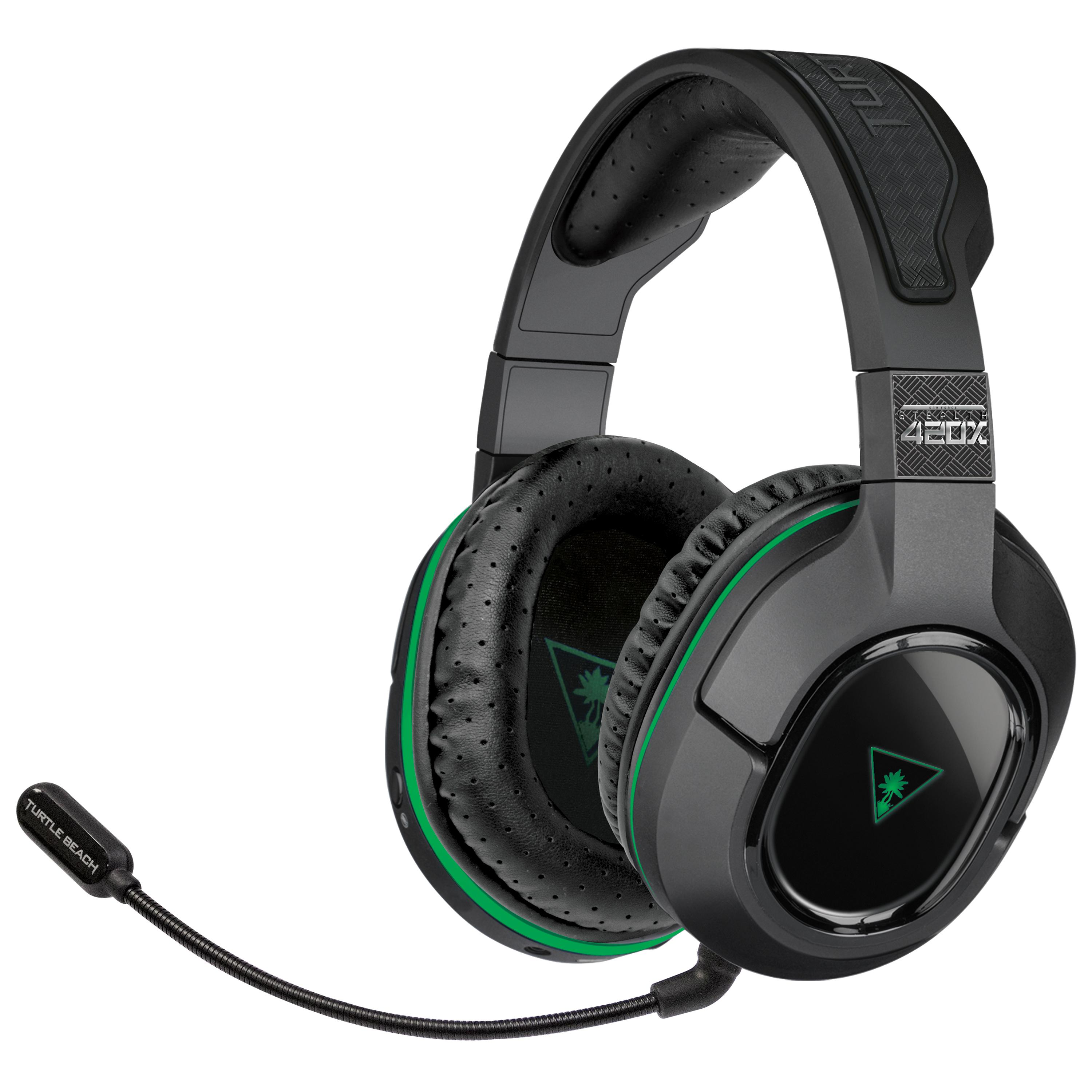 turtle beach stealth 420x and wireless gaming headset. Black Bedroom Furniture Sets. Home Design Ideas