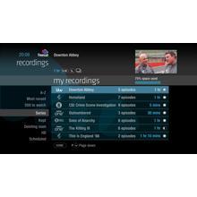 Hard Drive Recording