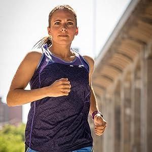 Forerunner;GPS;running;watch;purple;black